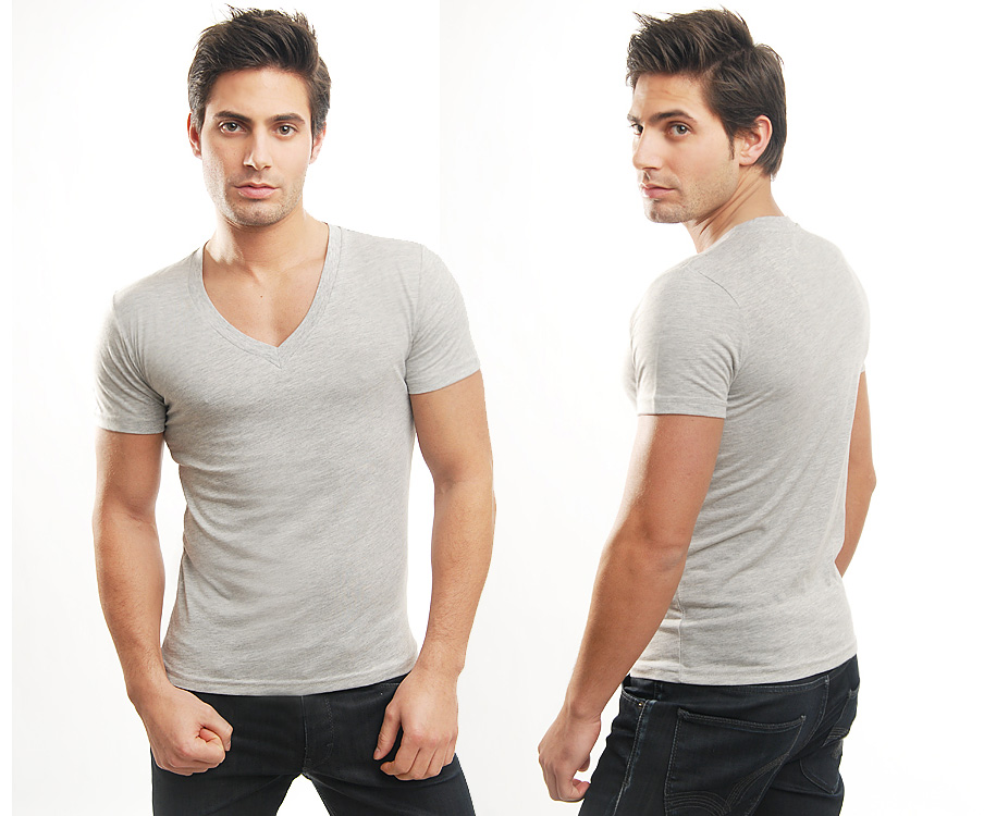 v neck t shirt. Black Bedroom Furniture Sets. Home Design Ideas